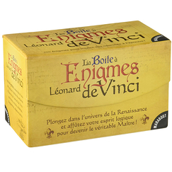 The Leonardo da Vinci Puzzle codex box