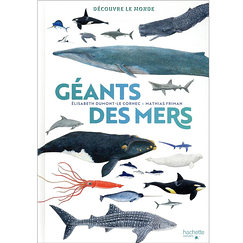 Sea Giants - Discover the world