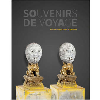 Souvenirs de voyage. Collection Antoine de Galbert - Catalogue d'exposition