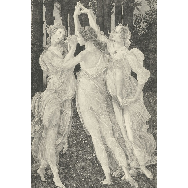 The Three Graces - Botticelli