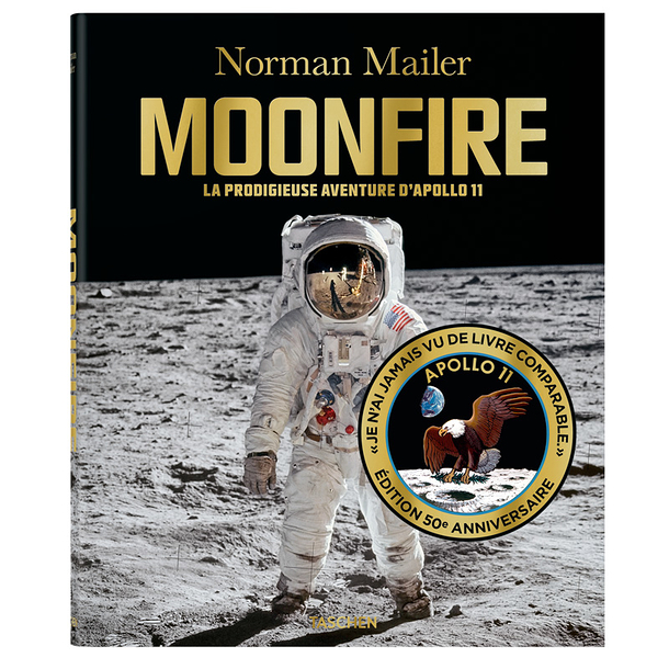 Moonfire The Epic Journey of Apollo 11