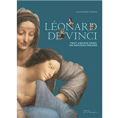 Leonardo da Vinci. All the work painted, a new look