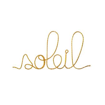 Mot - Soleil