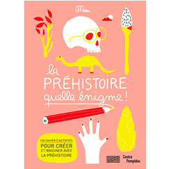 Prehistory, what an enigma! - Activity book