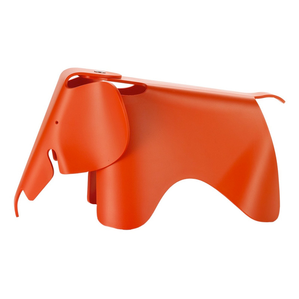 Eames Elephant (small) - Red