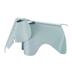 Eames Elephant (small) - Light blue