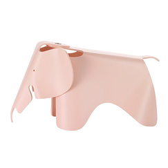 Eames Elephant (small) - Pink