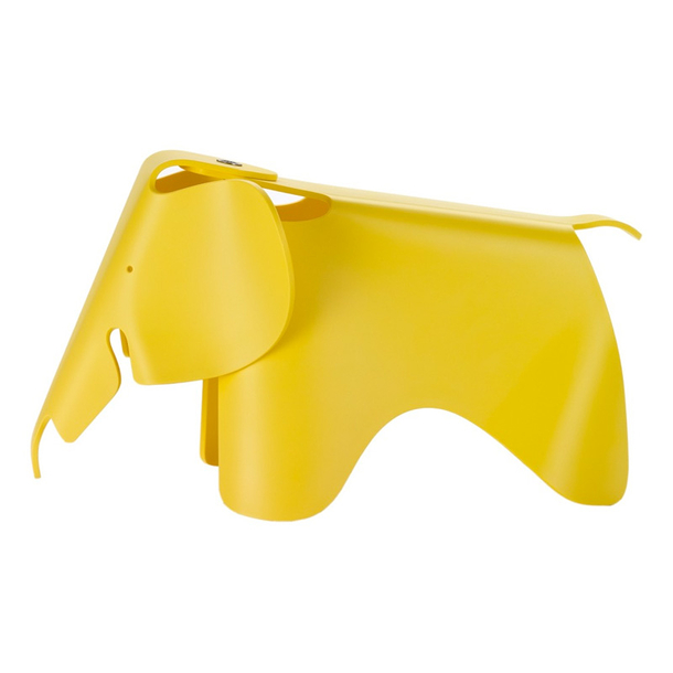 Eames Elephant (small) - Yellow