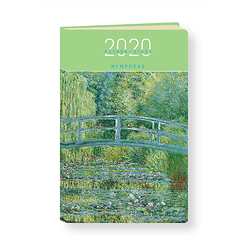 Waterlilies 2020 Diary