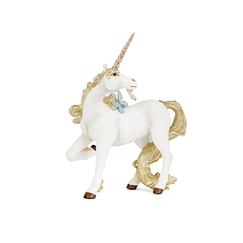Figurine Golden unicorn