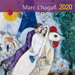 Calendrier 2020 Marc Chagall - Grand format