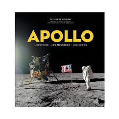 Apollo. The story, the missions, the heroes