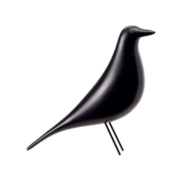 Eames house bird - Black