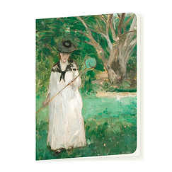 Cahier Morisot Chasse aux papillons
