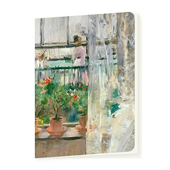 Eugène Manet Morisot Notebook