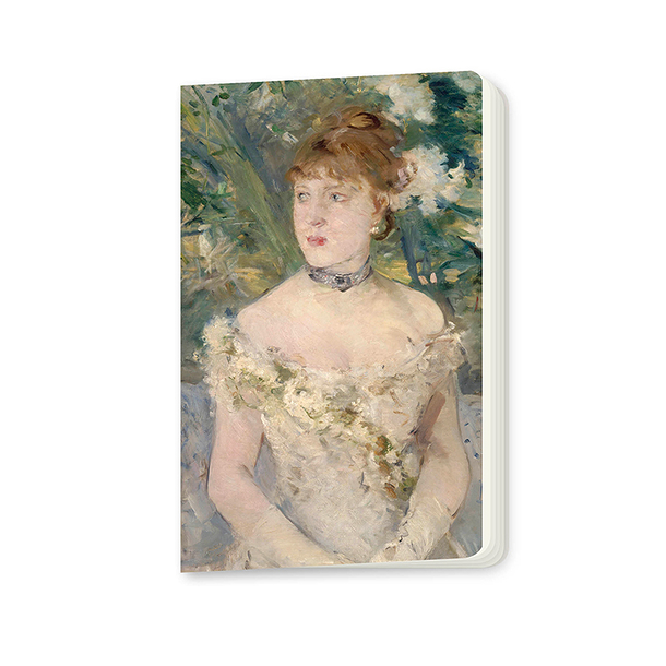 Young woman Morisot Small notebook