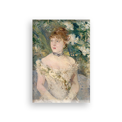 Magnet Morisot Young woman