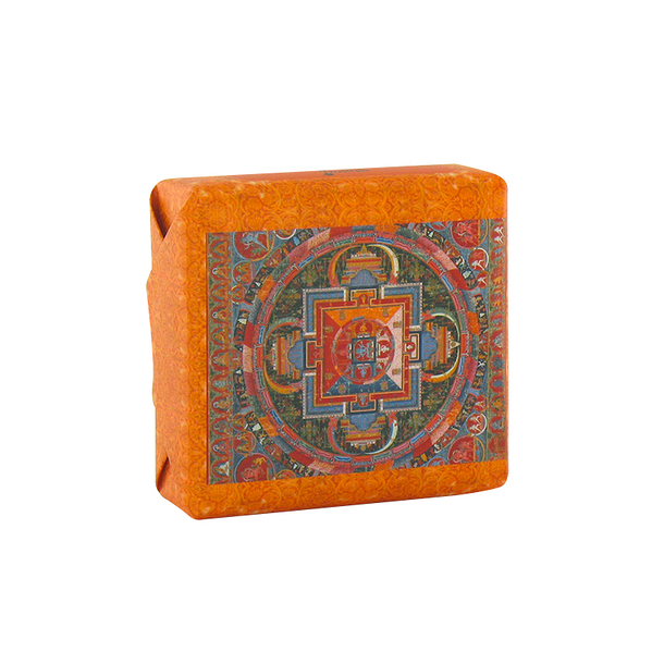 Mandale Scented Soap - Cedar, amber and musk
