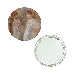 MIROIR ROND FEMME Bag mirror The Cheval-Glass Morisot