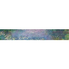 Poster Claude Monet The Water Lilies - Morning