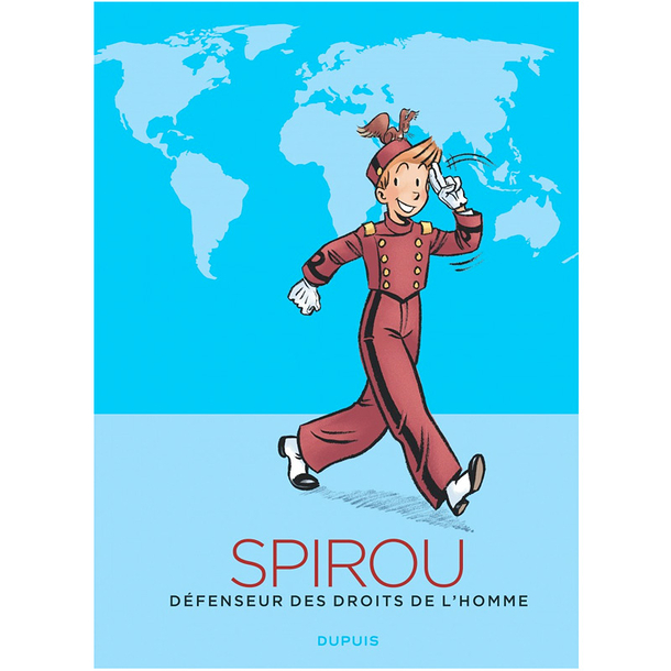 Spirou, human rights defender