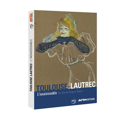 DVD Toulouse-Lautrec L'insaisissable