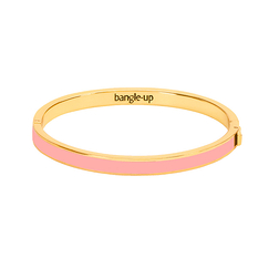 Bangle with clasp - Pink Powder - Bangle Up