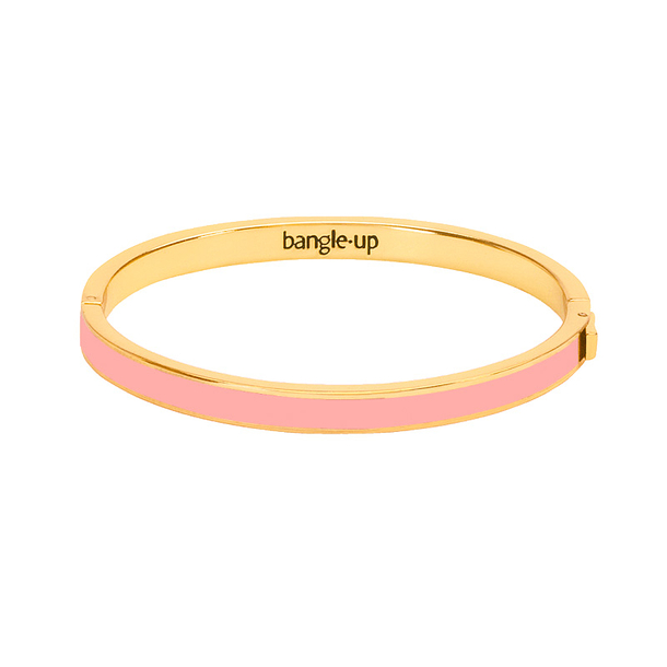 19cad181cb901 Bangle with clasp - Pink Powder - Bangle Up