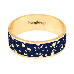Bangle with clasp - Blue night - Bangle Up