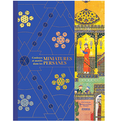 Colours and patterns in Persian miniatures