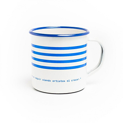 Striped Mug Picasso