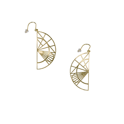 Earrings Da Vinci - Plan and projections