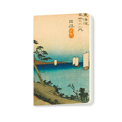 Hiroshige Small notebook