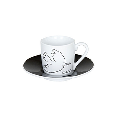 Picasso expresso cup - Dove