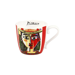 Picasso Mug - The woman with the hat