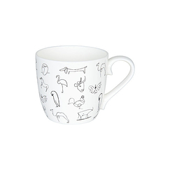 Picasso Mug - Animals