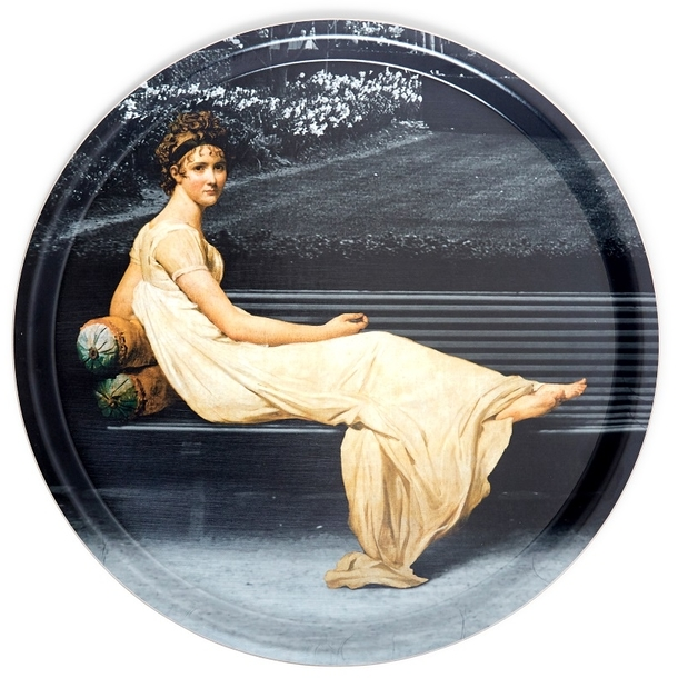 Louvre Tray - Madame Récamier