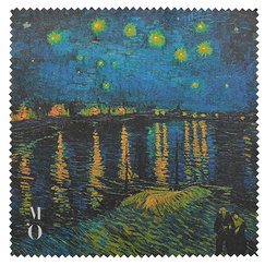 Starry night Microfiber