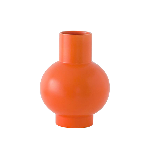 Large Vase - Orange - Raawii
