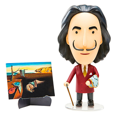 Salvador Dali Figure doll