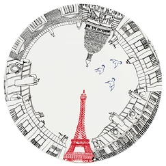 Cake dish - That's Paris!