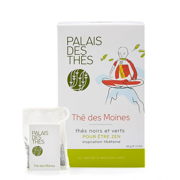 Monks Tea - 20 muslin teabags