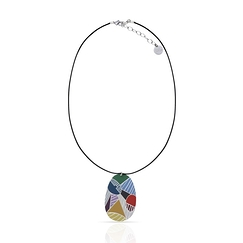 Cubism Necklace Picasso