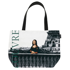 Louvre Bag - Mona Lisa