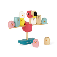Pink Flamingo Balancing Game - Janod