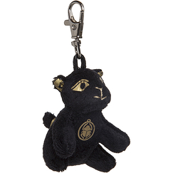 Bastet key ring