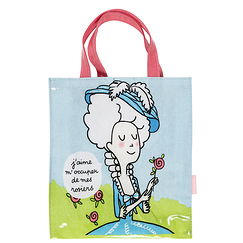 Marie-Antoinette Bag I like to take care of my roses