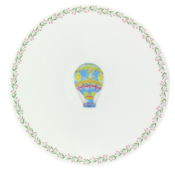 Hot air balloon Butter plate - Marin Montagut