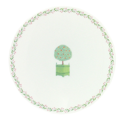Orange tree Butter plate - Marin Montagut