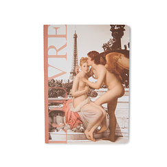 Louvre Notebook A6 - Love and Psyche
